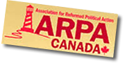 Association for Reformed Political Action (ARPA Canada) company